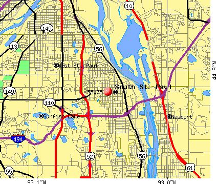 zip code map eagan mn zip code map duluth mn images frompo