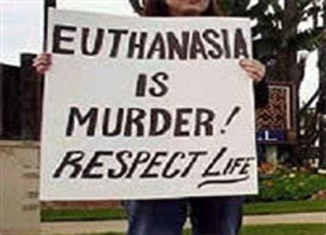 Against Mercy Killing Essay by Against Euthanasia Research Papers On Anti Mercy Killing