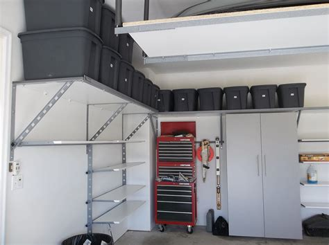 Garage Shelving Ideas To Make Your Garage A Versatile Shelving Ideas For Garage