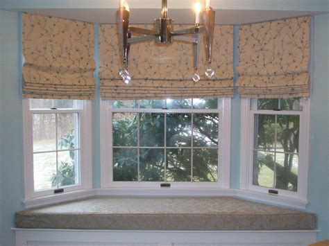 Windows For Home Decorating Living Room Bay Window Treatments Peenmedia