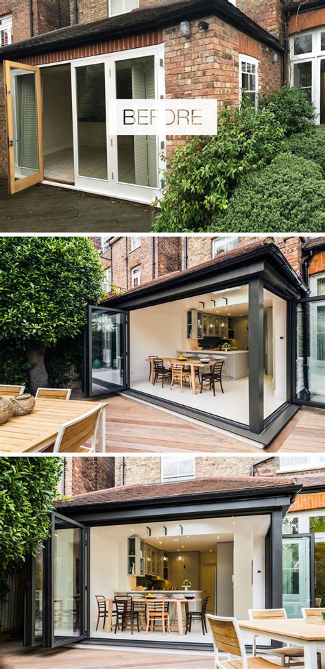 victorian townhouse redesign  north