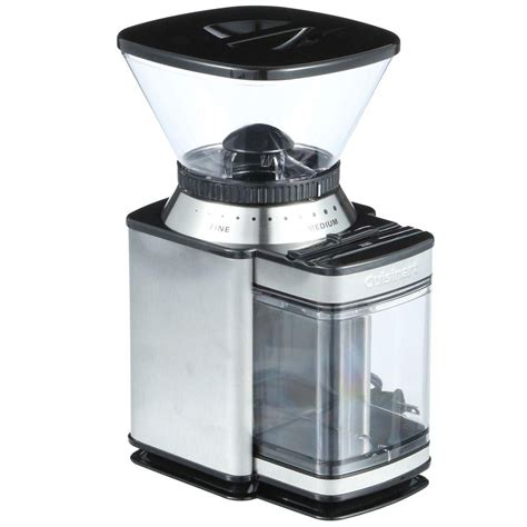 Cuisinart Coffee Grinders 8 oz. Supreme Grind Automatic Burr Mill Stainless DBM8   ShopYourWay