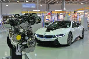 the engine within the bmw i8
