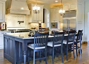 Kitchen Island Chairs by Setting Up A Kitchen Island With Seating