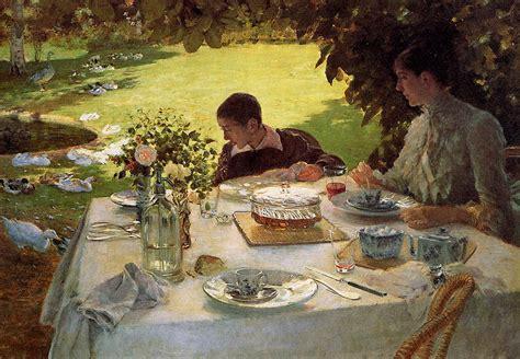 colazione in giardino de nittis file colazione in giardino jpg wikimedia commons