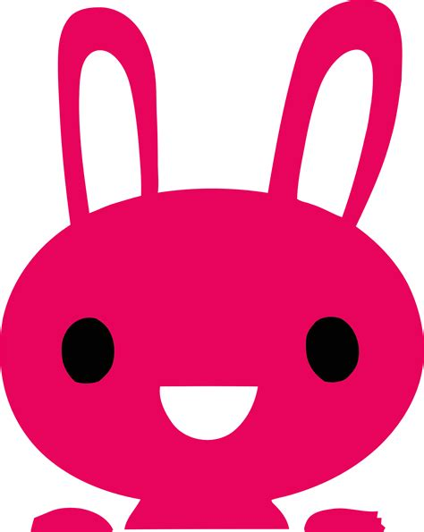 clipart for icon for bunny clipart best