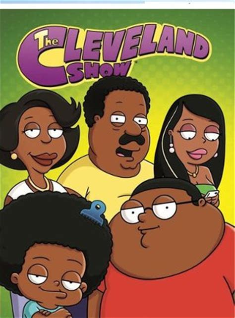 tv show the cleveland show (season 1, 2, 3, 4, 5) full