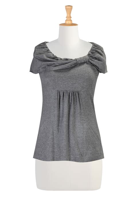 designer knit tops casual plus clothing s designer fashion