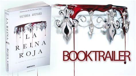 libro la reina roja la reina roja de victoria aveyard lareinaroja youtube