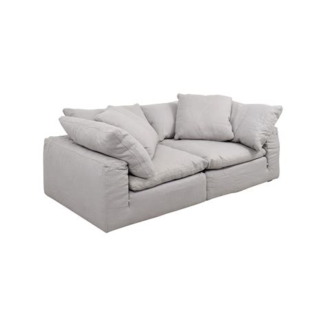 restoration hardware sofa for sale 71 off restoration hardware restoration hardware the