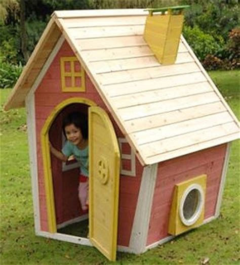 tikes playhouse green roof chimney garden crooked cottage playhouse cheap playhouses uk