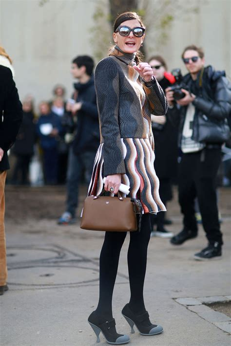 Looks Of The Week Fabsugar Want Need 14 by Fashion Week Aw14 6 Chic Obsession