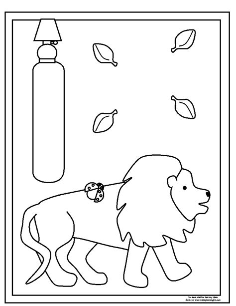 Lowercase L Coloring Page by Free Coloring Pages Of To Print Uppercase