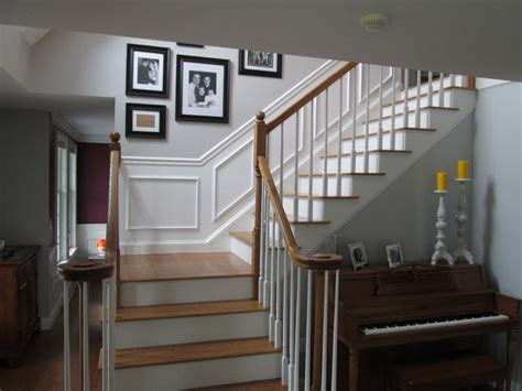 Stair Wainscoting by Stair Wainscoting Traditional Staircase Manchester