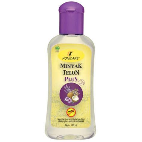 Minyak Telon Plus 125ml konicare minyak telon plus 125ml