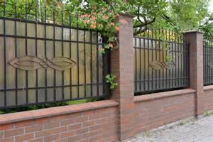 decorative metal fence decorative metal fences craftsman fencing virginia
