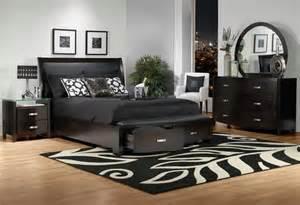 Bedroom Sets Leons Cinema Bedroom 5 Pc Bedroom Set S For The