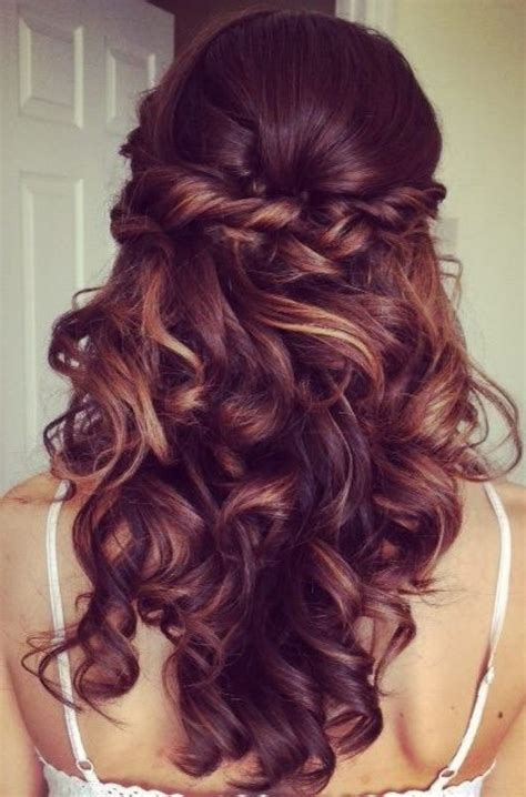 curly hairstyles glamour long curls hairstyles for prom glamour women hairstyle