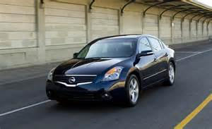 2009 Nissan Altima Car And Driver