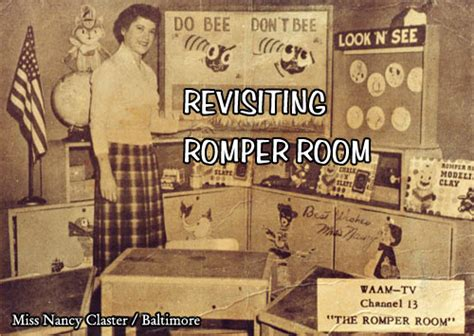 The Romper Room by Romper Room Classic Tv