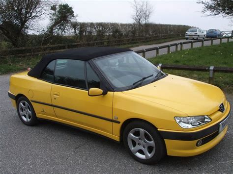 peugeot 306 convertible 25 best images about peugeot 306 cabriolet on pinterest