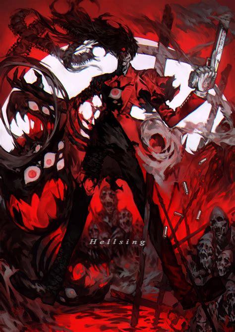 alucard hellsing mobile wallpaper 1996111 zerochan