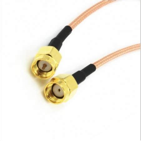 Heatsink Spesial 15cm sma naar rp sma kabel rg316 15cm