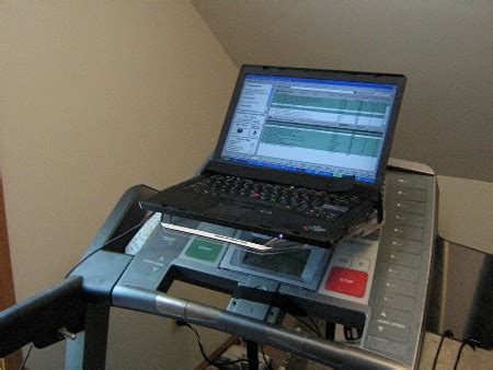 surfshelf treadmill desk laptop and ipad holder surfshelf treadmill desk