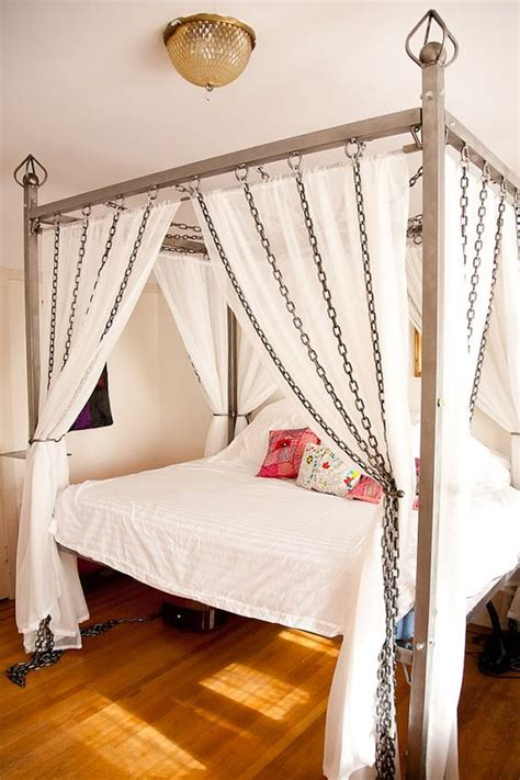 unique canopy bed 33 canopy beds and canopy ideas for your bedroom digsdigs