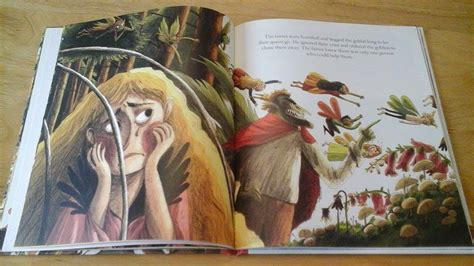 imelda and the goblin a truly stunning fairy tale imelda the goblin king briony may smith bookloverjo