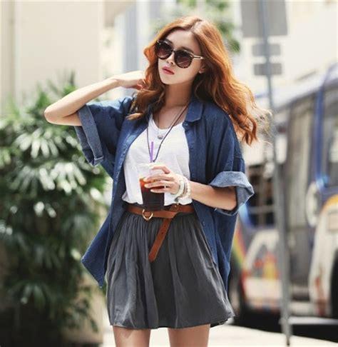 Dress Pakaian Atasan Fashion Wanita Gaya Model Style Korea Cantik Manis Laris Elegan Murah 14606 Yellow gaya fashion wanita korea style casual