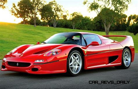 Best Home Garages by Supercar Showcase Ferrari F50 From Rm Auctions30