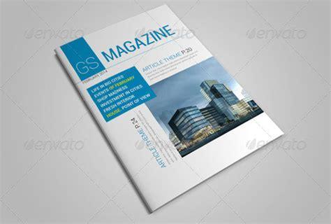 35 Best Magazine Template Designs   Web & Graphic Design