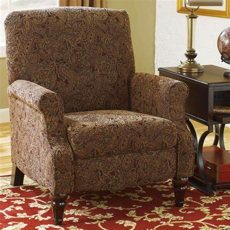 ashley high leg recliner ashley macnair high leg recliner recliners lift