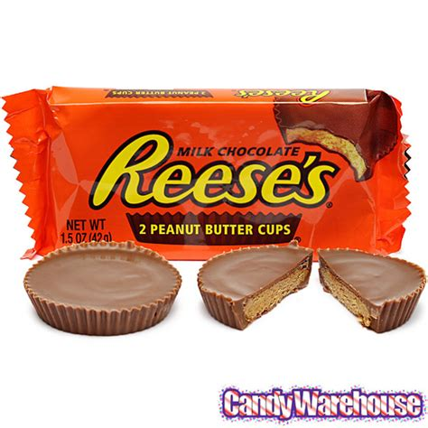 Hershey Resses reese s peanut butter cups packs 36 box