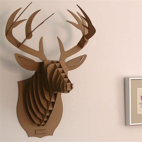 1000 images about trophy head mount 3d puzzles on aliexpress com buy deer head wall mount diy model 3d