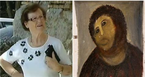 'they didn't let me finish': 'monkey jesus' artist the local