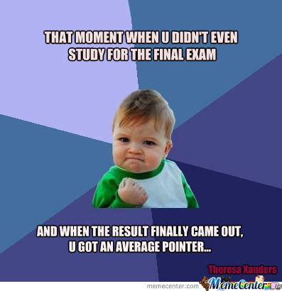 Memes About Final Exams - 60 hilarious memes on exams for whatsapp