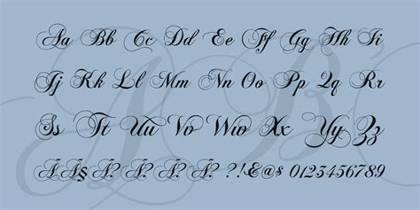elegant script fonts for tattoos www pixshark com