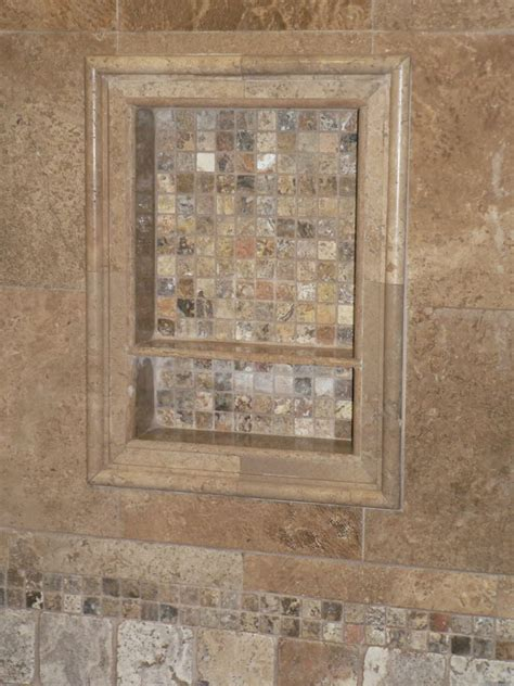 Bathroom Wall Niche Inserts 1000 Images About Shower Tile On