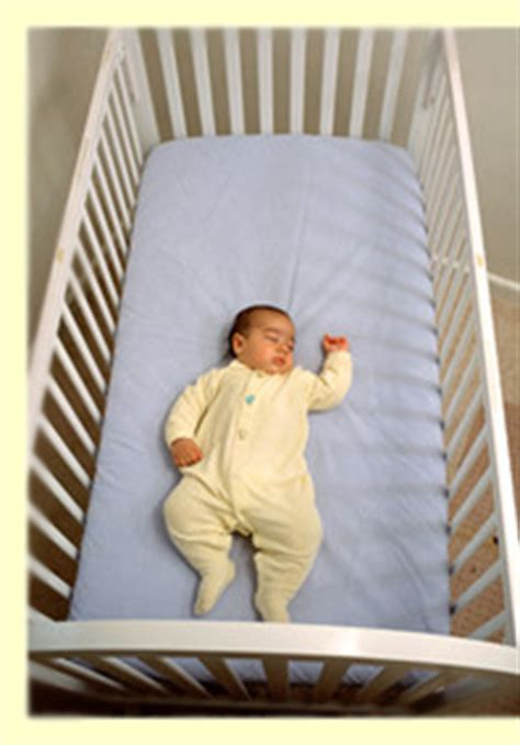 How Is A Baby In A Crib by Safe Sleep Sids Your Child Of Michigan