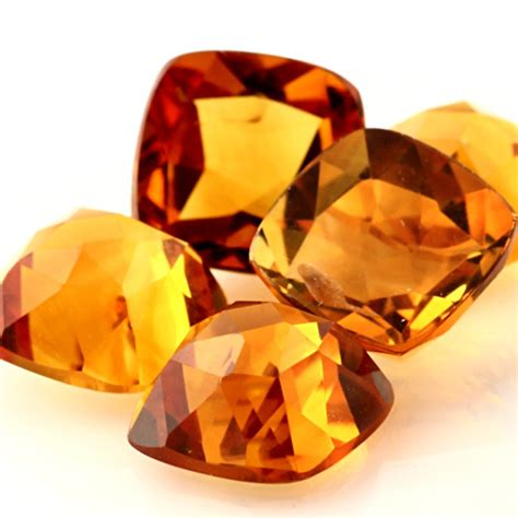 Yellow Citrin citrine whataearth