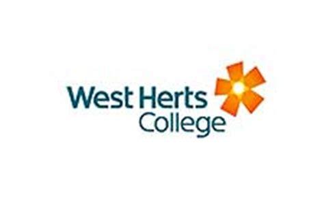 west herts college   university of hertfordshire