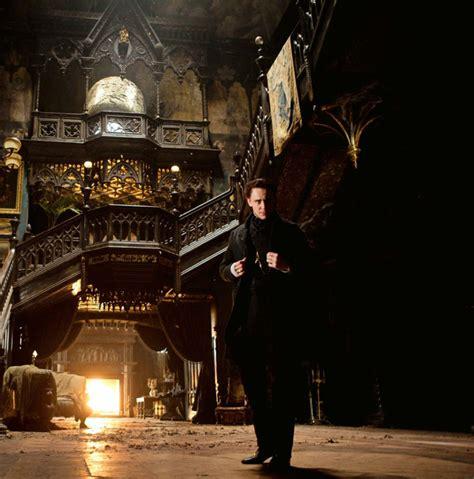 Wedding Ringer Clip by News Briefs Look At Tom Hiddleston In Crimson Peak