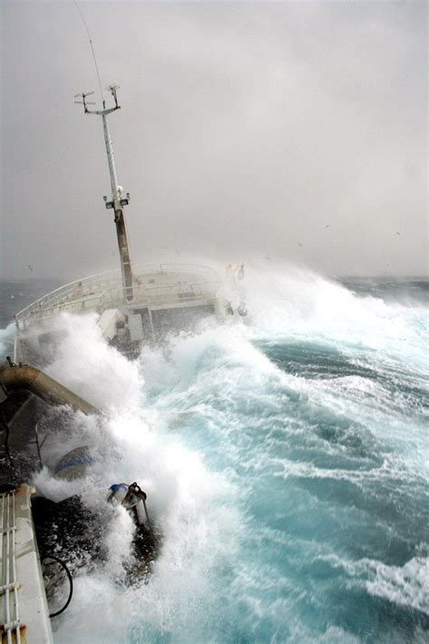 best boat for rough seas 89 best images about ships in heavy sea on pinterest