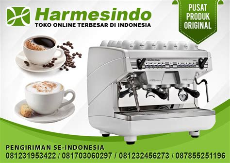 Mesin Coffee mesin pembuat kopi coffee maker harmesindo