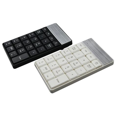 numeric keypad wireless 2 4g usb portable small mini keyboard with calculator key for accounting