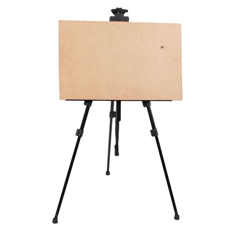 easel stand tripod metal easel display exhibition folding artist adjustable stand 2 pack ebay