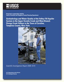 usgs scientific investigations report 2009–5173