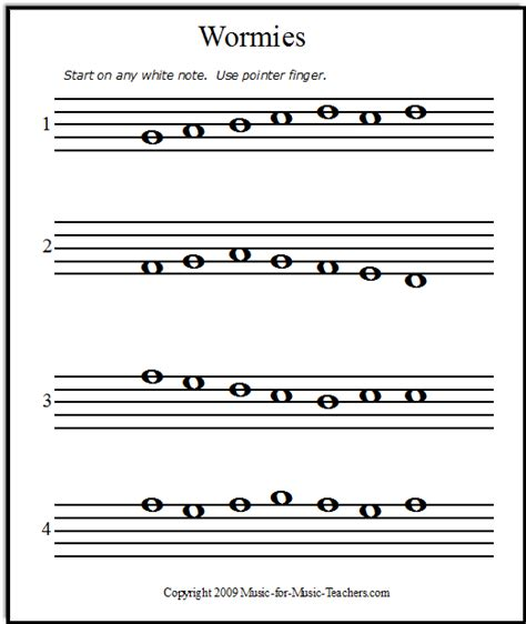 musical note flashcards for beginning piano students free free printable music notes for helping beginner piano